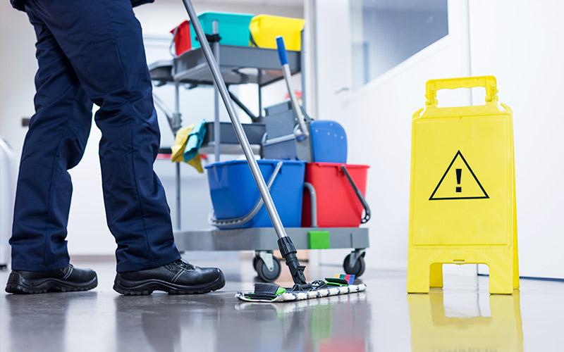 Il rischio biologico nelle imprese di pulizia