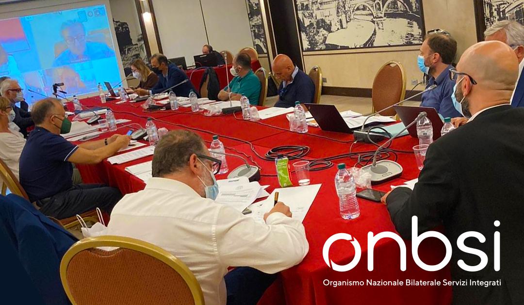 Comitato Direttivo di ONBSI: in presenza per nuove e importanti iniziative