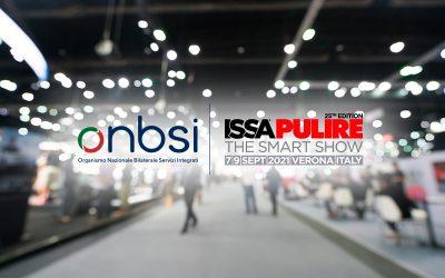 ONBSI tra gli organizzatori della 25esima edizione di ISSA PULIRE