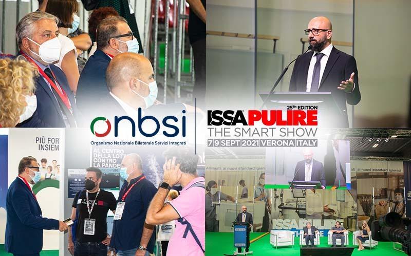 Conclusa la 25esima edizione di ISSA PULIRE: i commenti del Presidente Laguardia e del Vicepresidente Daló